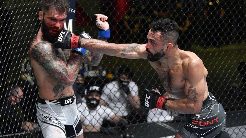 UFC Font vs Garbrandt predicciones ganadoras e apuestas