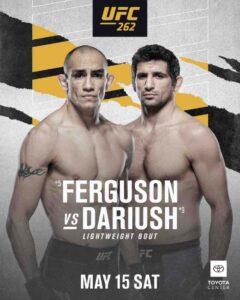 ferguson-vs-dariush-apuestas-ufc-261