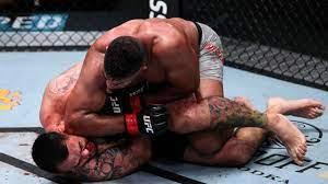 UFC  apuestas Rozenstruik vs Sakai