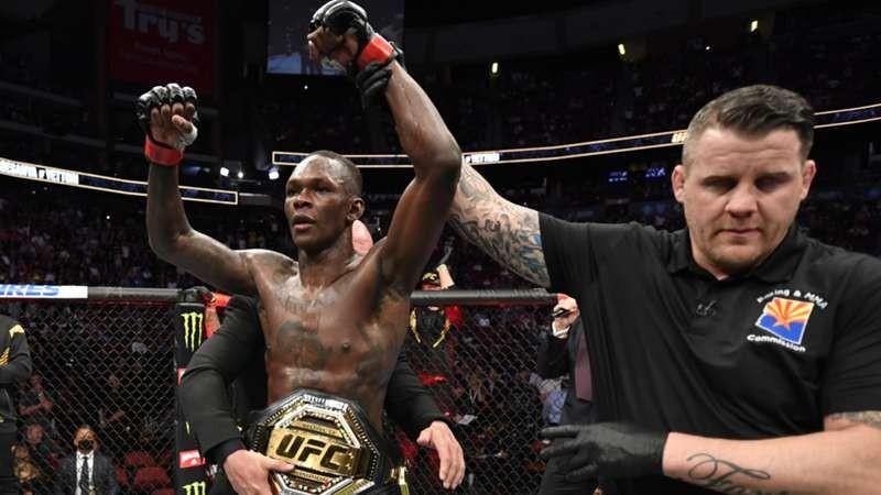 Adesanya ganador UFC 263 apuestas vencedoras
