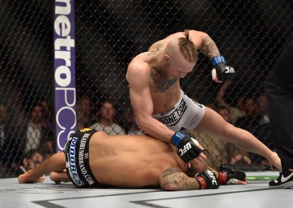 Apuestas UFC Poirier vs Mc Gregor 1 apuestas