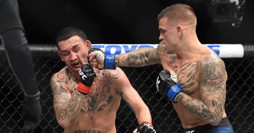 UFC Poirier apuestas