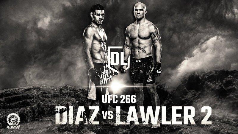 ufc 266 apostas Diaz vs Lawler